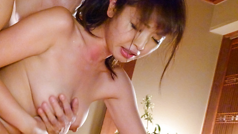 Marika - Marika's japan girl blowjob ends in a pussy creampie - Picture 47