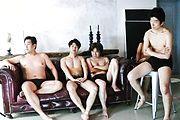 Mahiru Tsubaki sexy body swarmed by vibrators Photo 4