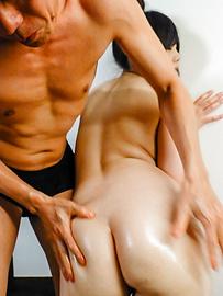 Rie Tachikawa - 弯曲的反应离子刻蚀立川惊奇与亚洲口交 - 图片 12