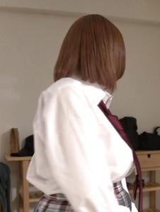 Meru Ayase - Hot schoolgirl plays with cock in nasty ways - Screenshot 1