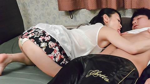Kyoko Nakajima - Asian blow jobs by astoundingKyoko Nakajima - Picture 7