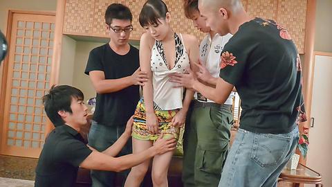 Nao Mizuki - Cum on face for smashing JapaneseNao Mizuki - Picture 11