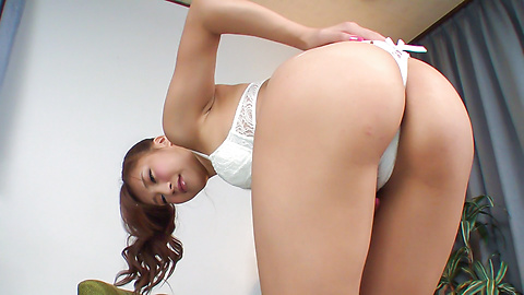 Anna Anjo - Asian blowjob with natural beauty Anna Anjo  - Picture 1