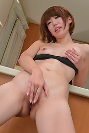 Seira Matsuoka - Japanese Seira Matsuoka in asian cum mouth play - Picture 12