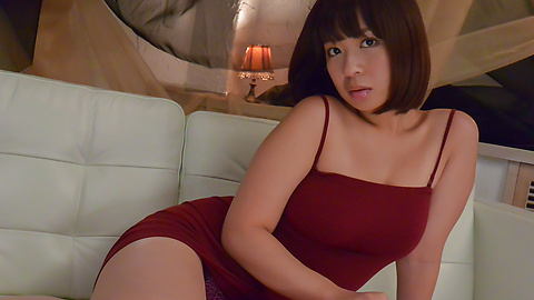 Wakaba Onoue - Superb Wakaba Onoue gives top Asian blowjob  - Picture 6