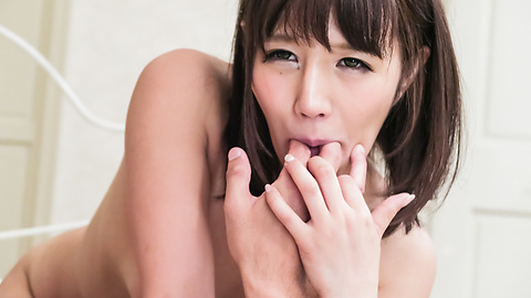 Konoha Kasukabe - Asian creampie to end babe's amazing hardcore play  - Picture 3