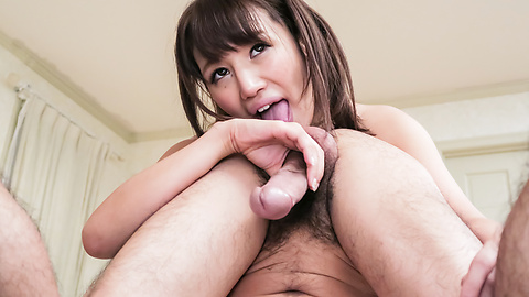 Konoha Kasukabe - Asian creampie to end babe's amazing hardcore play  - Picture 7