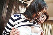 Hot mature lady screwed pussy Hitomi Aizawa Photo 12