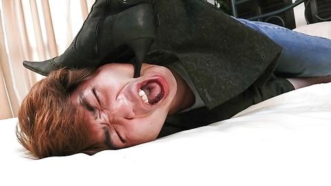 Hitomi Aizawa - Hitomi Aizawan辣妹Ai罵人兩脂肪義大利臘腸 - 圖片10