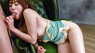 KIRARI 44 ~Anal Virgin Idole Hole Ecstasy~ : Maki Sarada (Blu-ray) - Video Scene 3