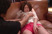 Ruri Haruka's Tight Pussy Squeezes Cock For A Creampie Photo 12