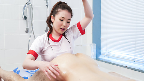 Kanna Nozomi - Sporty Japanese amazing sex and creampie Asian  - Picture 10