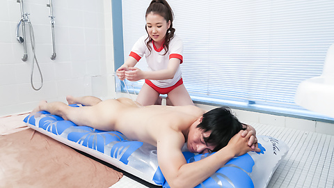 Kanna Nozomi - Sporty Japanese amazing sex and creampie Asian  - Picture 2