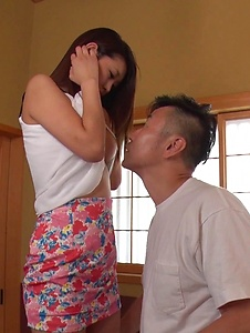 Miki Aimoto - Miki Aimoto amateur sex play and toy sex on cam  - Screenshot 12