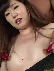 Ayaka - Asian vibrator to please horny beauty Ayaka  - Screenshot 6