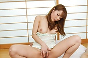 Asian milf Anri Sonozaki enjoying tasty dick in oral Photo 5