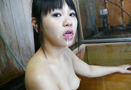 Asian blowjob with superb Asian Koyuki Ono