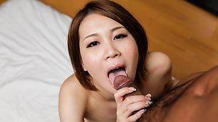 Top Japanese POV porn play alongMao Mizusawa