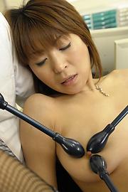 Jun Kusanagi - 性感炸彈Jun Kusanagi躍升的朋友在她的辦公室 - 圖片5