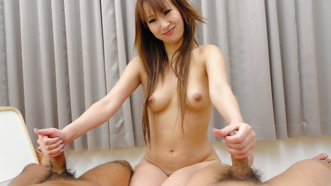 Anna Mizukawa - Two cocks and one pussy mean DP for Anna Mizukawa - Picture 9