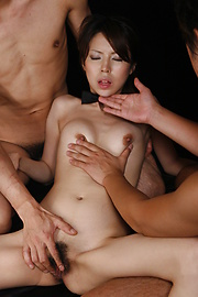 Rino Asuka - Rino Asuka makes awesome gangbanging career - Picture 3