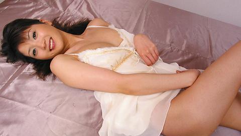 Kaori Amai - 熱Amai Kaori黑的乳頭獲取肛門 - 圖片1