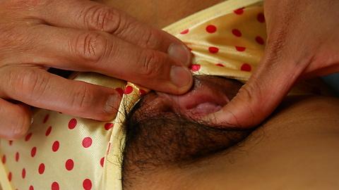 Rika Tamura - Kesenangan ganda untuk Rika Tamurain sesi panas ini - gambar 5