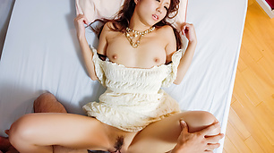 Superb Asian POV sex with top Saki Kozakura