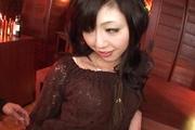 Hot Asian gangbang sex for naked Serika Kawamoto Photo 10