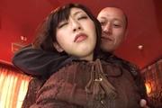 Hot Asian gangbang sex for naked Serika Kawamoto Photo 7