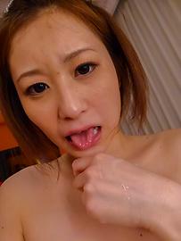 Ruri Haruka - รูริ ฮารุกะพัดไก่และกลืนอย่างมืออาชีพ -  8 รูปภาพ