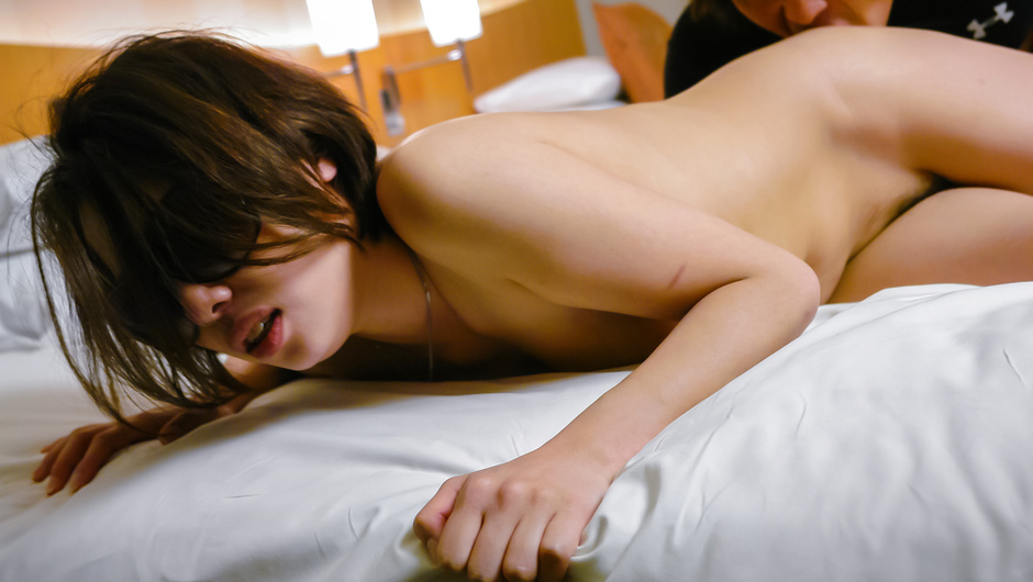 Japanese amateur sex video with naughtySerina