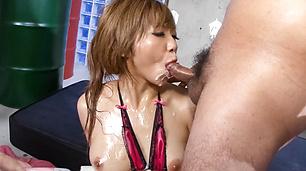 Rui Hazuki (Blu-ray) : Hazuki Rui - Video Scene 4
