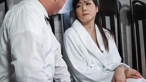 Mizuki Ogawa - 令人印象深刻的亚洲打击工作与性感水木小川 - 图片 11