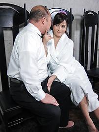 Mizuki Ogawa - 令人印象深刻的亚洲打击工作与性感水木小川 - 图片 12