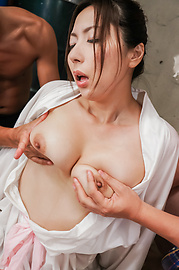 Mirei Yokoyama - Mirei Yokoyama having pure japanese masturbating scene  - Picture 5