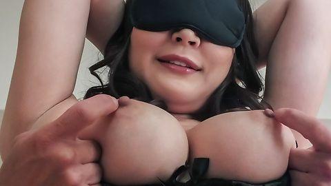 Hinata Komine - Big tits milf enjoying naughty anal masturbation  - Picture 4