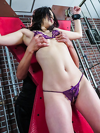 Sera Ichijo - Asian maturbate during hot Japanese porn encounter  - Picture 2