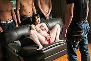 Asian big tits babe, Koyomi Yukihira, fucking in threesome  Photo 2