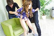 Obedient Japanese provides scenes of squirting Photo 3