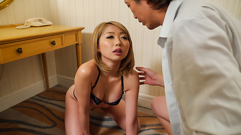 Rui Hayakawa - Perfect solo session from cock sucking Rui Hayakawa  - Picture 6