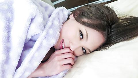 Misaki Yoshimura - Misaki Yoshimura gets pumped in a rough Asian threesome - Picture 2