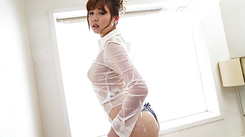 Ai Suzuki - Flaming solo adventure along hot Asian amateur babe  - Picture 9
