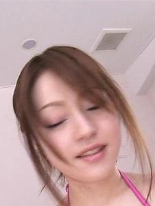 Ria Sakurai - Ria Sakurai gets a real hard fucking with two guys - Screenshot 4