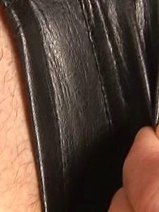Maria Ozawa - 在性感皮革服装小泽玛利亚乱搞两个家伙 - Screenshot 11