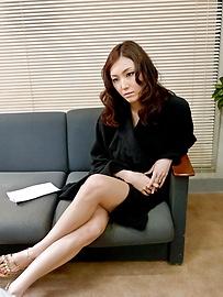 Nozomi Mashiro - 猫和混蛋玩钵希双渗透 - 图片 4