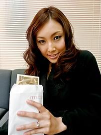 Nozomi Mashiro - 猫和混蛋玩钵希双渗透 - 图片 6