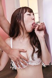 Runa Hanekawa - Dashing Asian blow jobsby steamyRuna Hanekawa - Picture 7