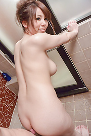 Maki Koizumi - Maki Koizumi enjoys full Asian blow job adventure - Picture 12