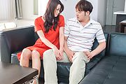 Hot Asian gangbang along juicy Maki Hojo  Photo 2